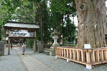 Sumiyoshi Shrine, Morioka, Japan
