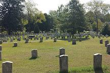 Oakland Cemetery, Atlanta, United States