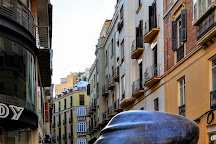 Points of View Sculpture, Malaga, Spain