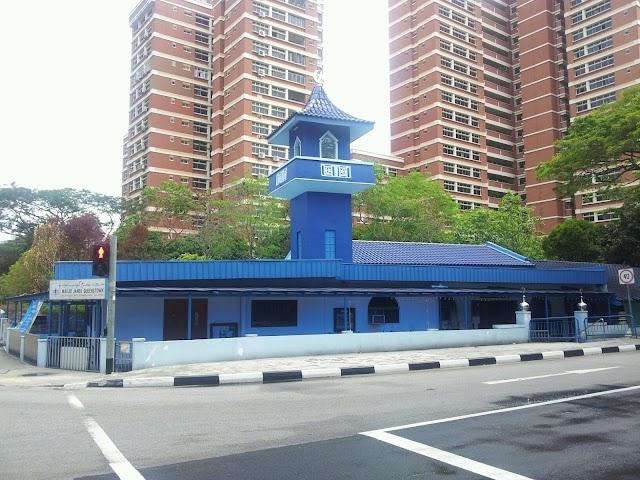 Masjid Jamek Queenstown