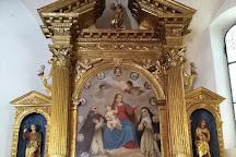 Chiesa di Sant'Agata, Faedo, Italy