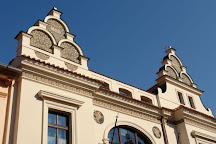 House of Adolf Heyduk, Pisek, Czech Republic