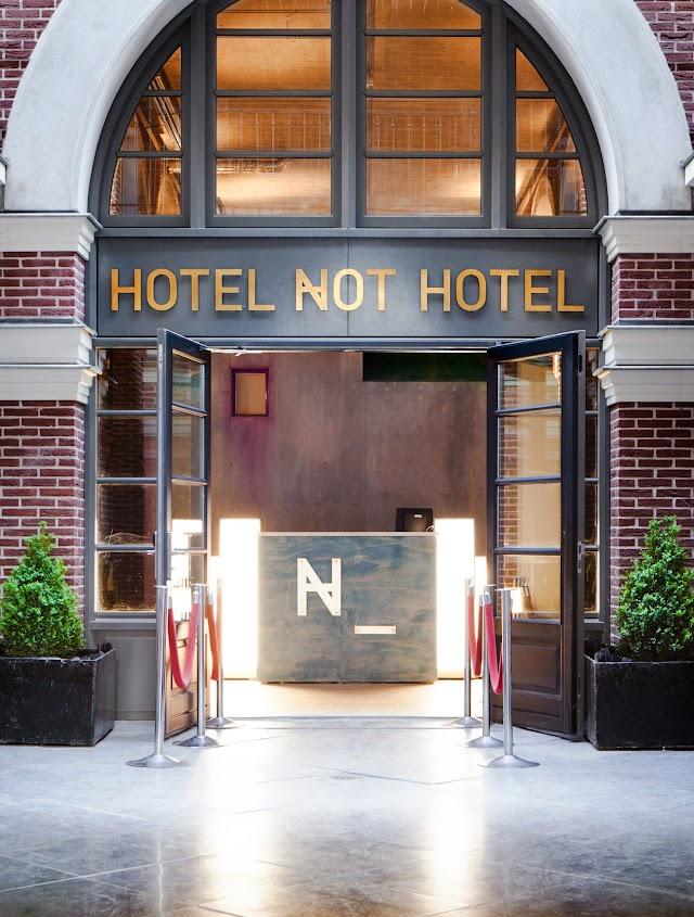 Hotel Not Hotel