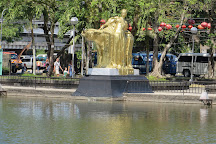 Provincial Capitol Lagoon, Bacolod, Philippines