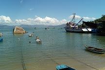 Ganchos do Meio Beach, Governador Celso Ramos, Brazil