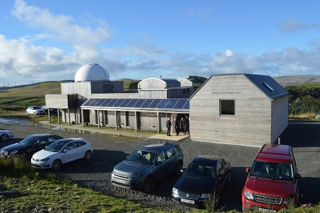Scottish Dark Skies Observatory