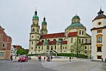 St. Lorenz Basilica, Kempten, Germany