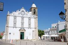 Igreja Matriz de Nossa Senhora do Rosario, Olhao, Portugal