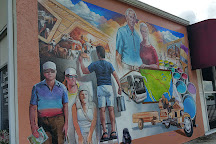 Murals of Lake Placid, Lake Placid, United States