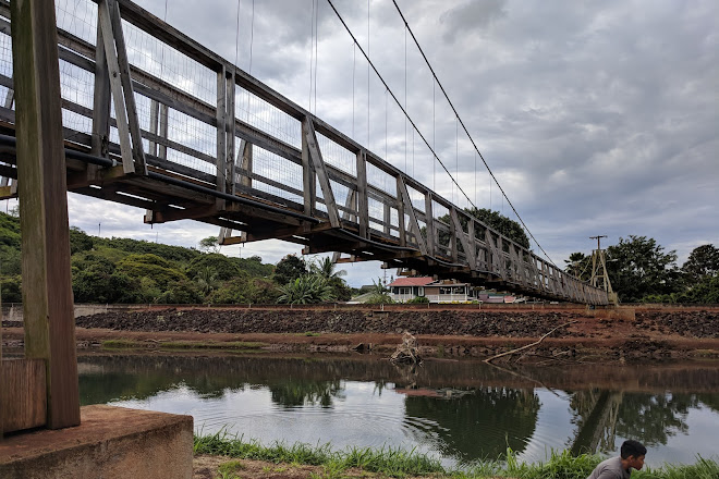 Visit Swinging Bridge On Your Trip To Hanapepe Or United States
