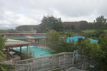 Waikite Valley Thermal Pools, Rotorua, New Zealand
