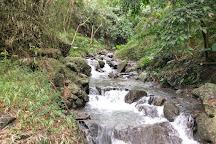 Dajin Waterfall, Pingtung City, Taiwan