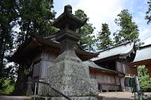 Usuki Shrine, Usuki, Japan