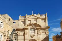 St Anne's church (Santa Scholastica) - Knisja Sant'Anna (Santa Skolastika), Birgu (Vittoriosa), Malta