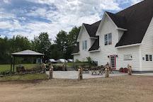 Domaine Latitude 46 Estate Winery, Memramcook, Canada