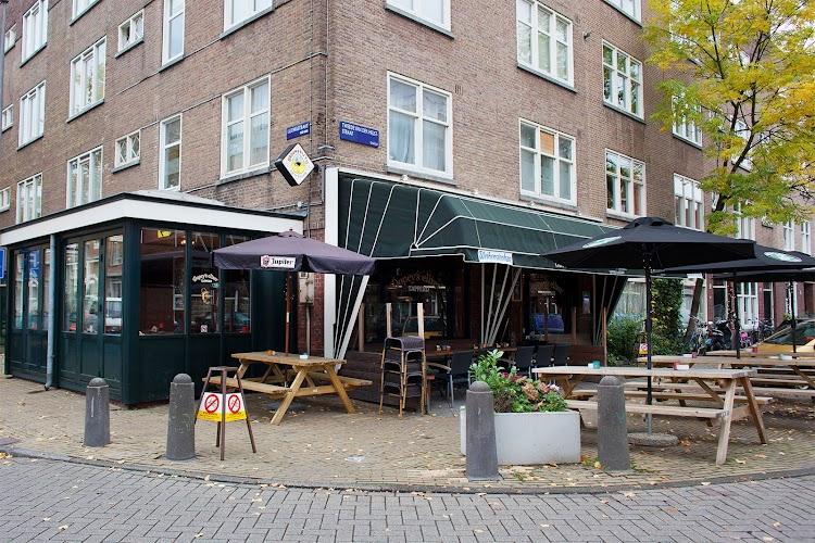 Café Dopey's Elixer Amsterdam