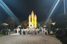 King Mengrai Monument, Chiang Rai, Thailand