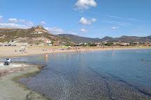 Spiaggia di Bosa Marina, Bosa, Italy