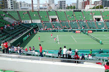 Utsubo Tennis Center, Osaka, Japan