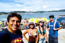 Sepultura Beach, Bombinhas, Brazil