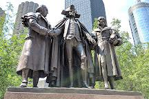 Heald Square Monument, Chicago, United States