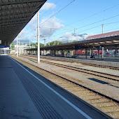 Железнодорожная станция  Villach Hbf