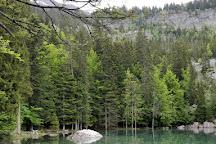 Lac Vert, Passy, France
