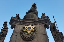 Holy Trinity Column, Karlovy Vary, Czech Republic