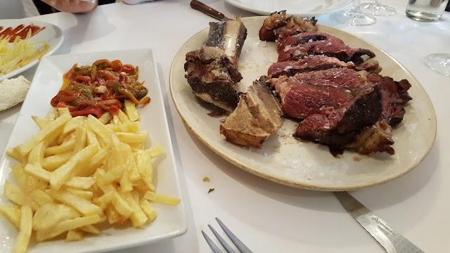 Restaurante En Ascuas
