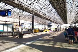 Железнодорожная станция  Helsinki