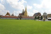 Phra Si Ratana Chedi, Bangkok, Thailand