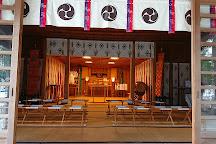 Ohara Shrine, Narashino, Japan