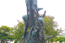 National Famine Monument, Murrisk, Ireland