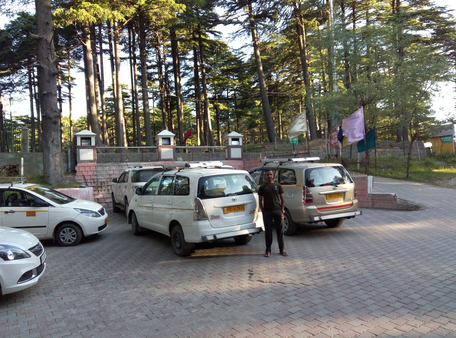 Hotel Jai Skahan Patnitop Jammu Division India Around Guides