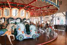Santa Monica Pier Carousel, Santa Monica, United States