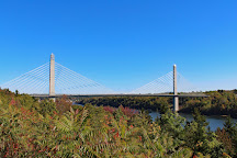Penobscot Narrows Bridge & Observatory, Prospect, United States