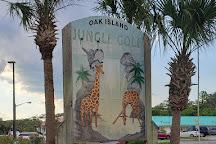 Jungle Golf, Oak Island, United States