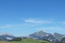 Plateau des Glieres, Haute-Savoie, France