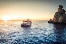 Aquabus Ferry Boats, Ibiza Town, Spain