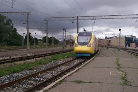 Железнодорожная станция  Constanţa