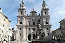 Salzburg Cathedral (Dom), Salzburg, Austria