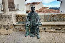 Julian Garcia Gisbert Monument, Morella, Spain