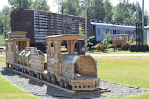 Prince George Railway and Forestry Museum, Prince George, Canada