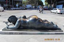Mujer con Espejo, Madrid, Spain