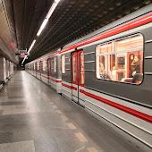 Станция  Hradčanská