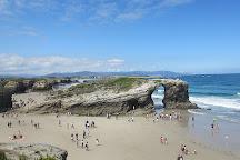 As Catedrais Beach, Ribadeo, Spain