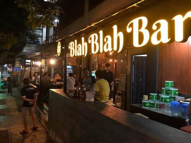 BlahBlahBar ถนนพรานนก
