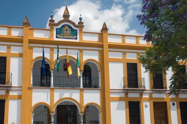 Ayuntamiento de Manzanilla