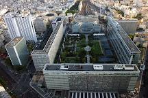 Jardin Atlantique Paris, Paris, France