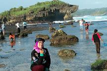 Sarangan Beach, Gunung Kidul, Indonesia